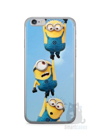 Capa Iphone 6/S Minions #2