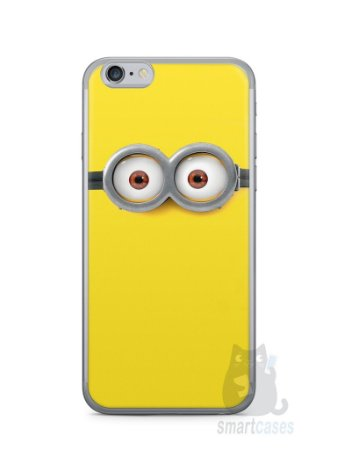 Capa Iphone 6/S Minions #4