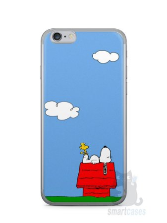 Capa Iphone 6/S Snoopy #3