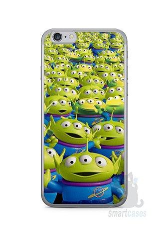 Capa Iphone 6/S Aliens Toy Story #2