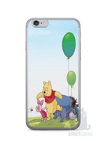 Capa Iphone 6/S Ursinho Pooh