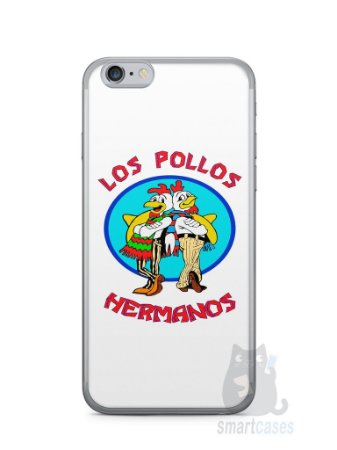 Capa Iphone 6/S Breaking Bad Los Pollos Hermanos #1