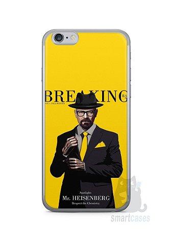 Capa Iphone 6/S Breaking Bad #2