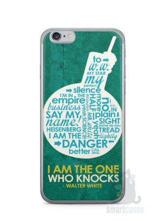 Capa Iphone 6/S Breaking Bad #5