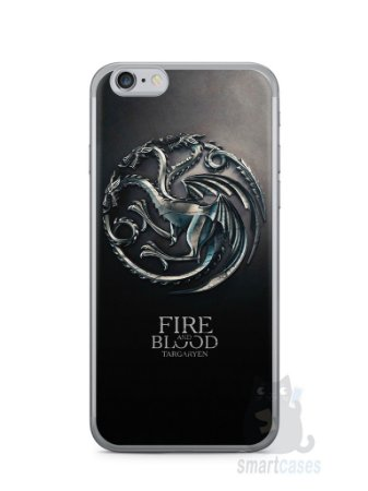 Capa Iphone 6/S Game Of Thrones Targaryen