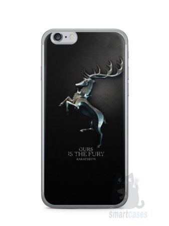 Capa Iphone 6/S Game Of Thrones Baratheon