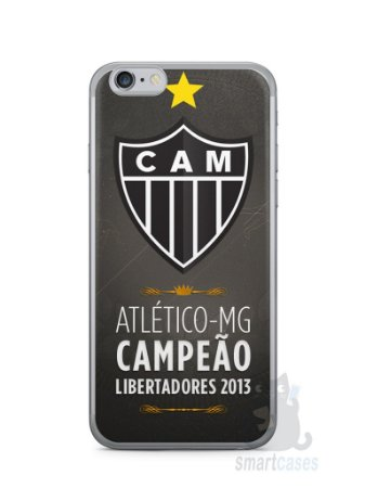 Capa Iphone 6/S Time Atlético Mineiro Galo #3