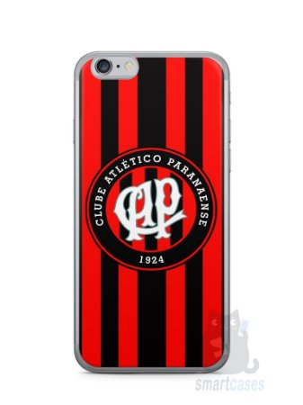 Capa Iphone 6/S Time Atlético Paranaense