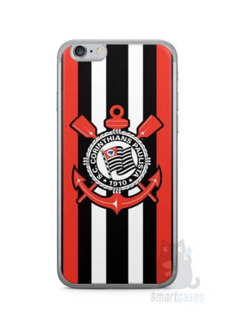 Capa Iphone 6/S Time Corinthians #4