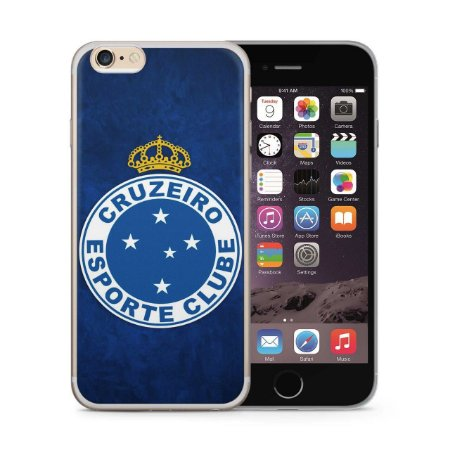 Capa Iphone 6/S Time Cruzeiro #3