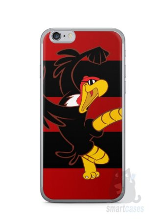 Capa Iphone 6/S Time Flamengo #4