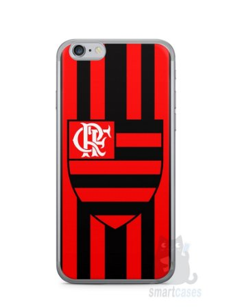 Capa Iphone 6/S Time Flamengo #1