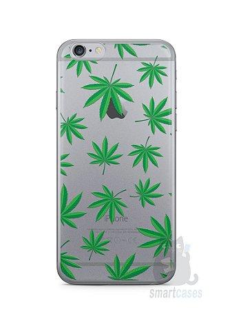 Capa Iphone 6/S Maconha #1