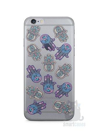 Capa Iphone 6/S Mãozinhas Hamsá