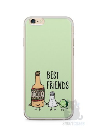 Capa Iphone 6/S Plus Tequila, Sal e Limão