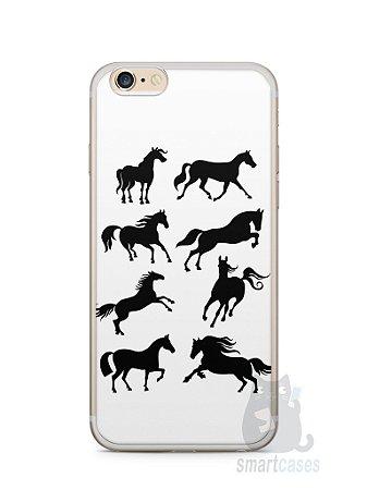 Capa Iphone 6/S Plus Cavalos #2