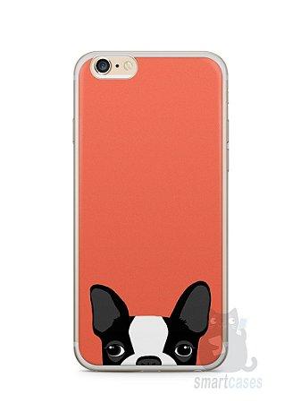 Capa Iphone 6/S Plus Cachorro Bulldog Francês #1