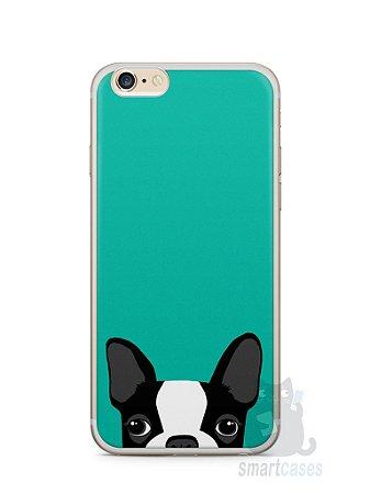 Capa Iphone 6/S Plus Cachorro Bulldog Francês #3