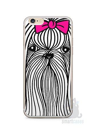 Capa Iphone 6/S Plus Cachorro Chitzu