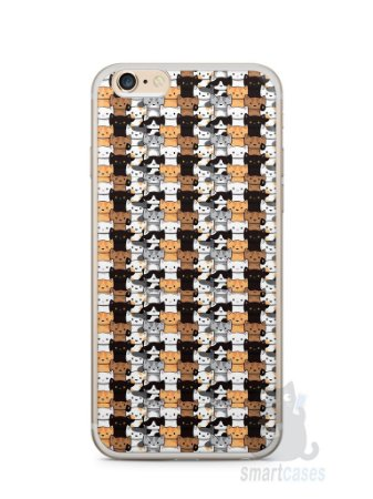 Capa Iphone 6/S Plus Gatos