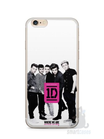 Capa Iphone 6/S Plus One Direction #2