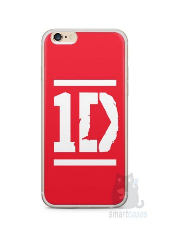 Capa Iphone 6/S Plus One Direction #4