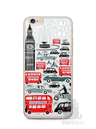 Capa Iphone 6/S Plus Londres #2
