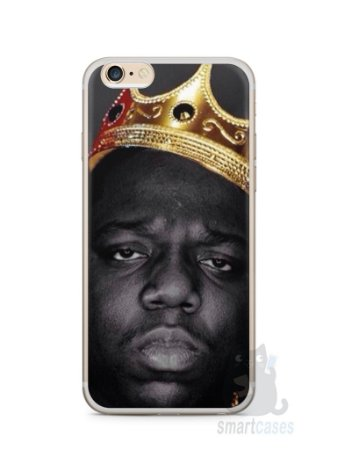 Capa Iphone 6/S Plus The Notorious B.I.G.