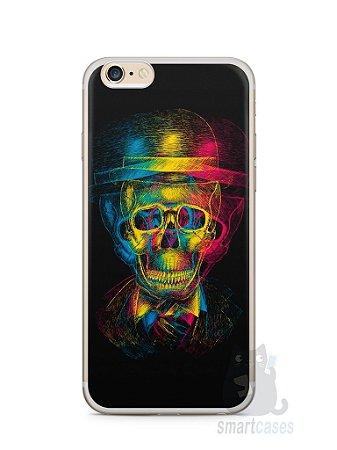 Capa Iphone 6/S Plus Caveira #7
