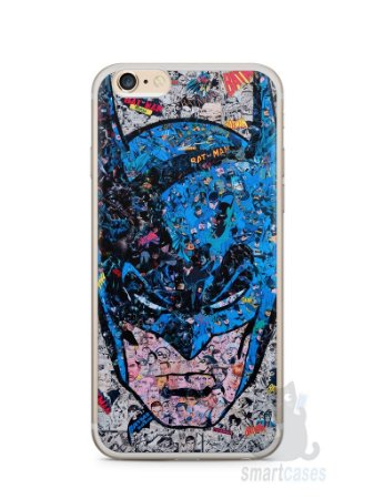 Capa Iphone 6/S Plus Batman Comic Books #1