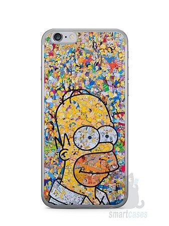 Capa Iphone 6/S Plus Homer Simpson Comic Books