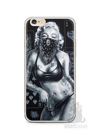 Capa Iphone 6/S Plus Marilyn Monroe #3