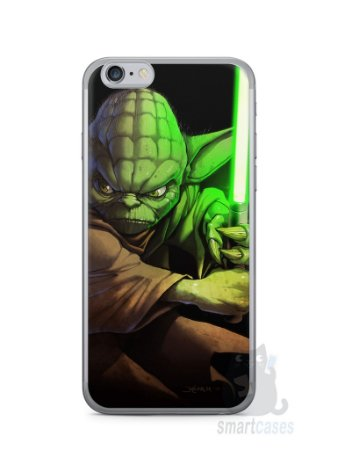 Capa Iphone 6/S Plus Yoda Star Wars