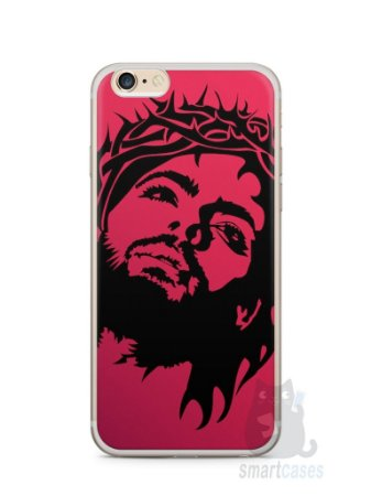Capa Iphone 6/S Plus Jesus #7