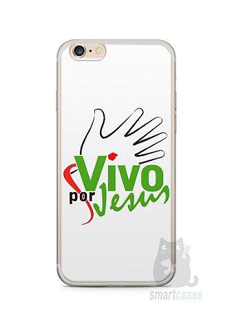 Capa Iphone 6/S Plus Vivo Por Jesus