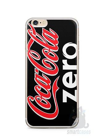 Capa Iphone 6/S Plus Coca-Cola Zero