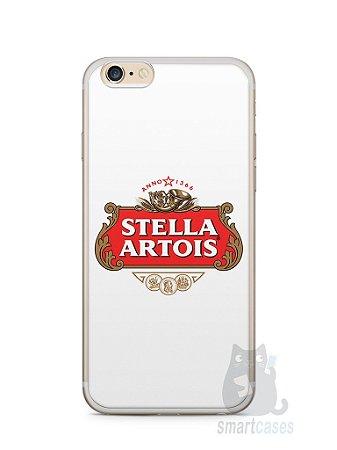 Capa Iphone 6/S Plus Cerveja Stella Artois