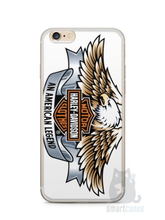 Capa Iphone 6/S Plus Harley Davidson