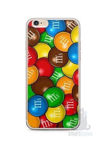 Capa Iphone 6/S Plus M&M's
