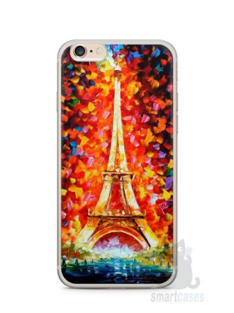 Capa Iphone 6/S Plus Torre Eiffel #3