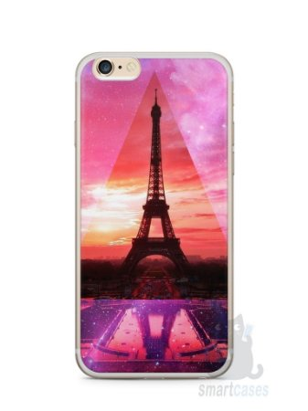 Capa Iphone 6/S Plus Torre Eiffel #2