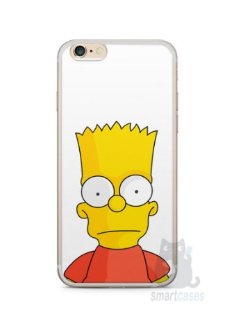 Capa Iphone 6/S Plus Bart Simpson