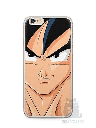 Capa Iphone 6/S Plus Dragon Ball Z Goku