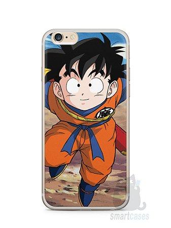 Capa Iphone 6/S Plus Dragon Ball Z Gohan Pequeno