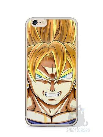Capa Iphone 6/S Plus Dragon Ball Z Gohan SSJ2