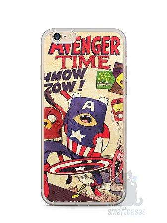 Capa Iphone 6/S Plus Hora de Aventura #4