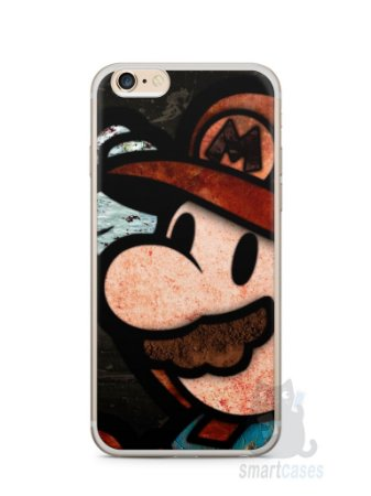 Capa Iphone 6/S Plus Super Mario #2