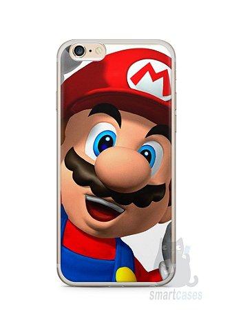 Capa Iphone 6/S Plus Super Mario #1