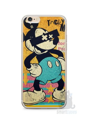 Capa Iphone 6/S Plus Mickey Mouse #1