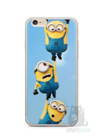 Capa Iphone 6/S Plus Minions #2